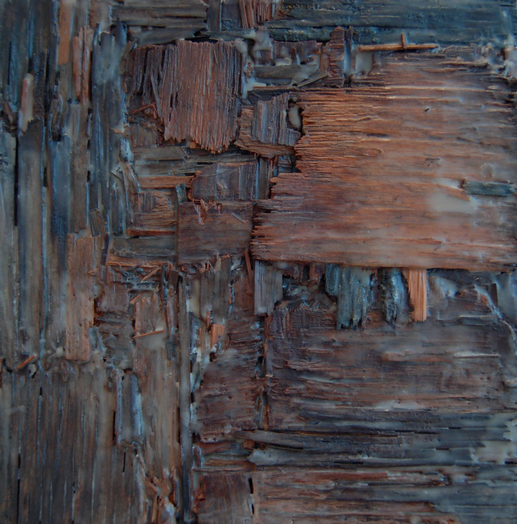 SG-047, Untitled 3, Encaustic and Wood on Canvas, 12 x 12.jpg
