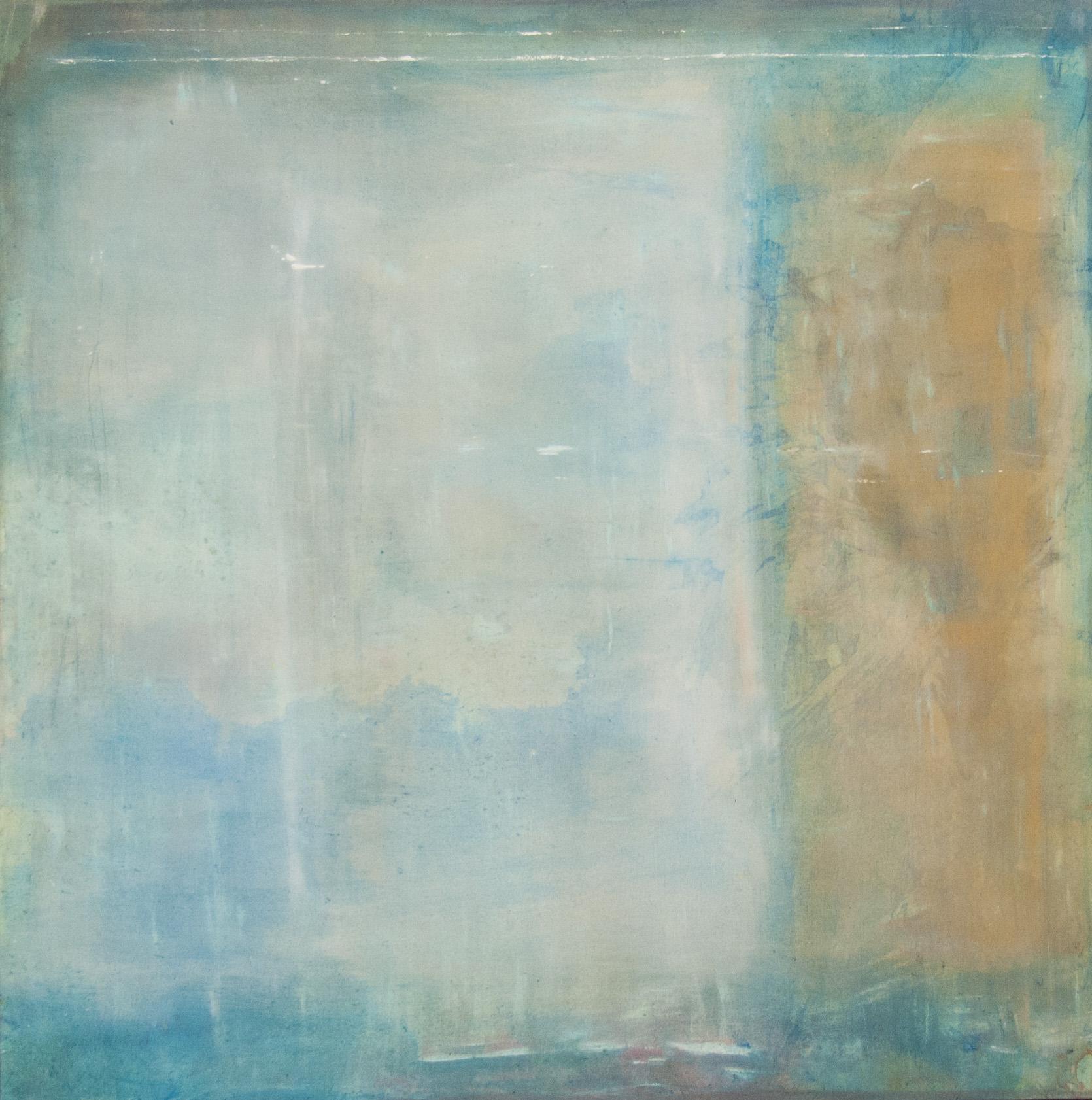 1918, Oil on Canvas, 5' x 5', $7,500