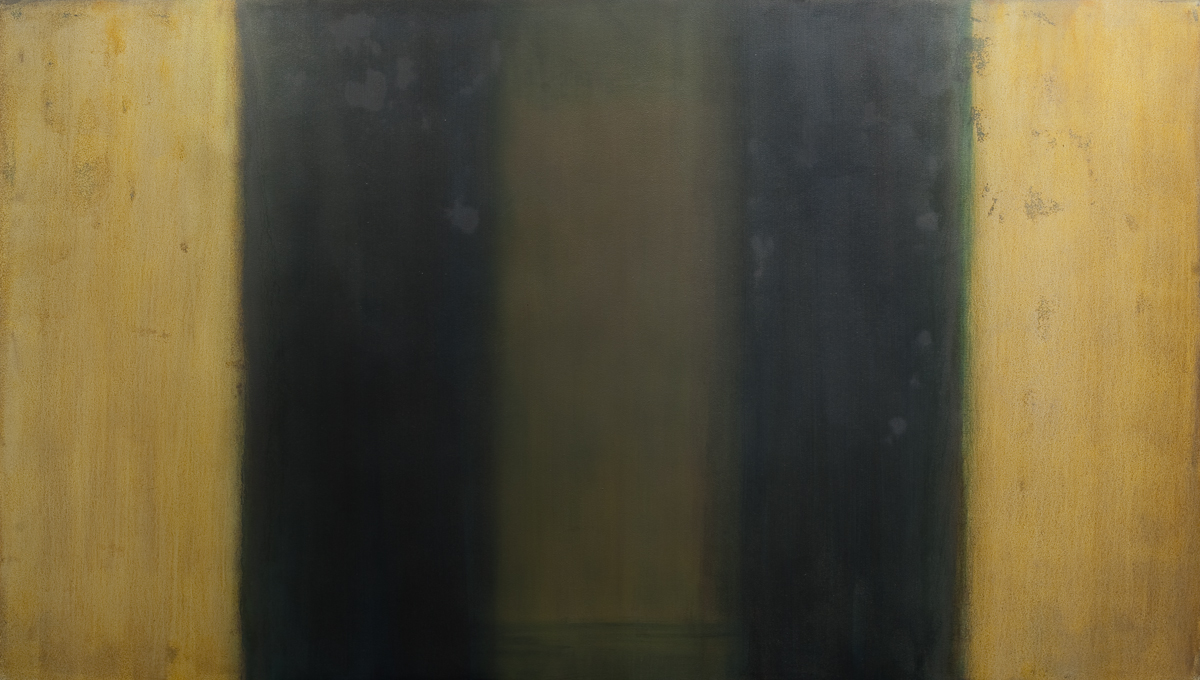 Abstract, 2010, 6' x 4', SOLD