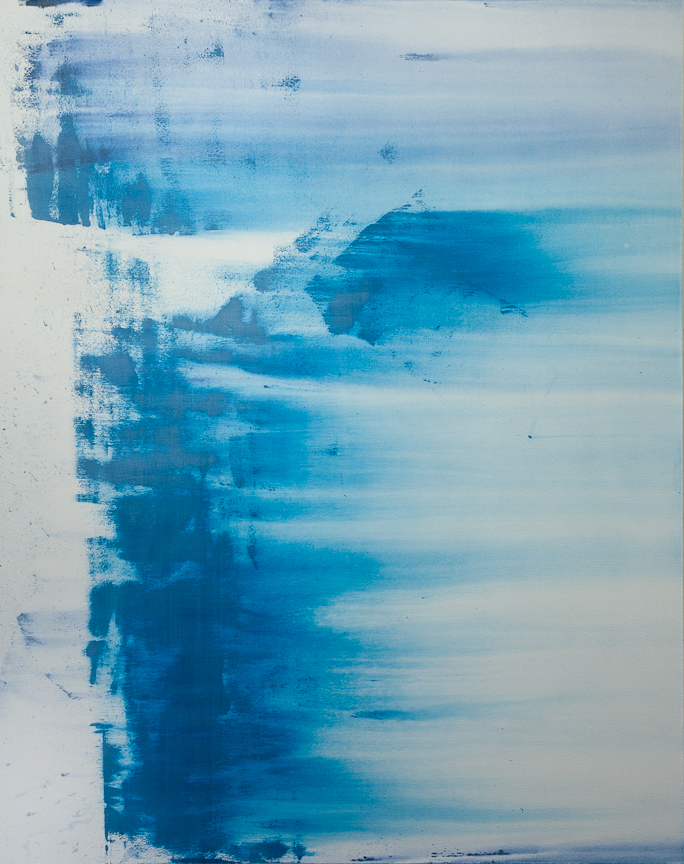 "5124, Oil on Canvas, 48"" x 60"", 2013"