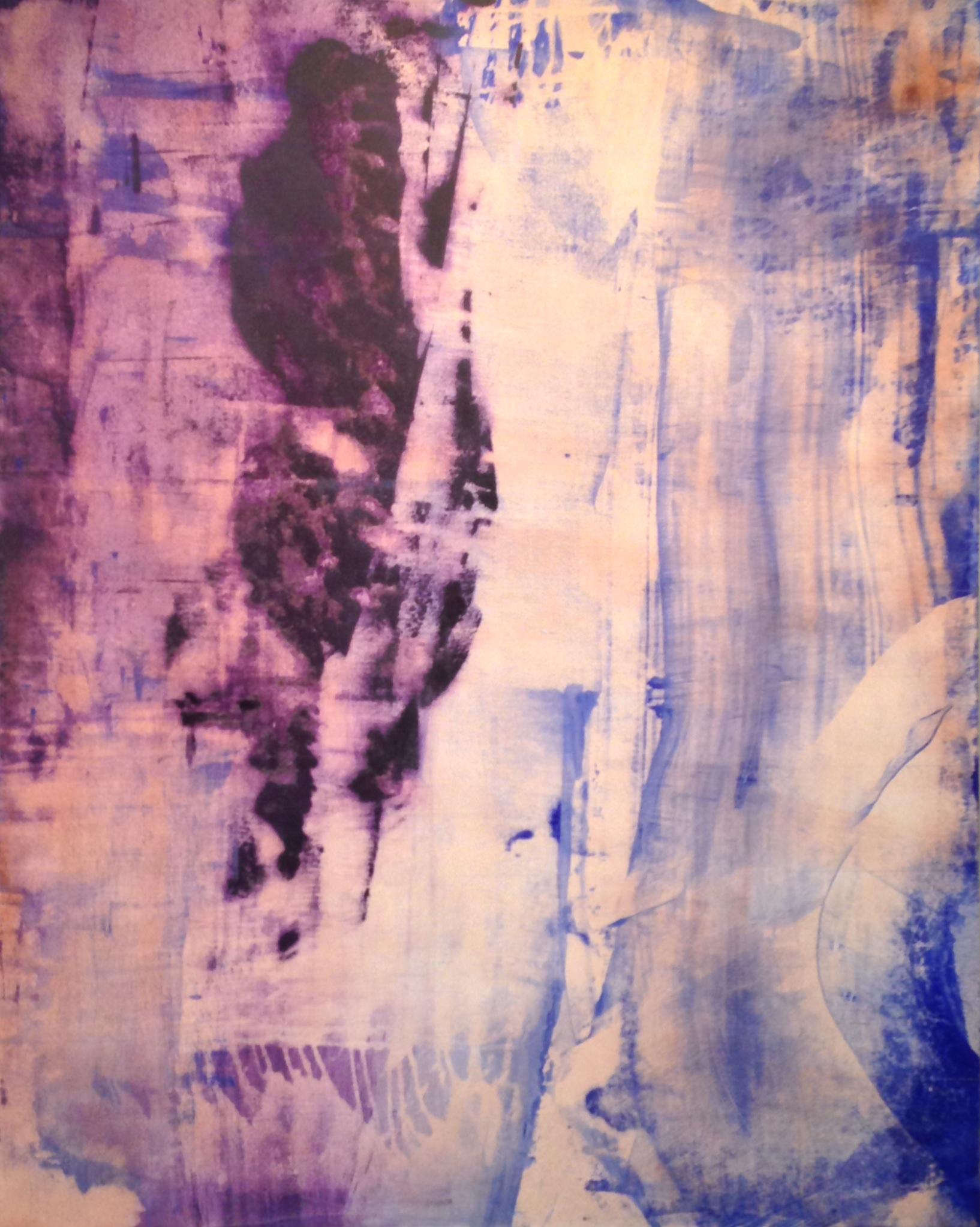 "1530, oil and acrylic on canvas, 60"" x 48"", $5,000"