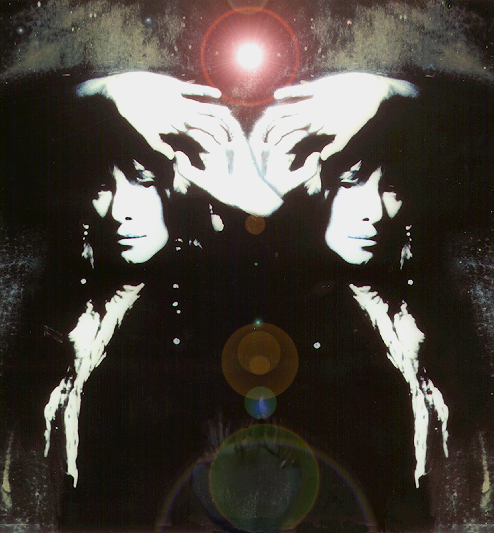 "Fallen Angels, 48"" x 51.75"", Kodak Metallic Print"