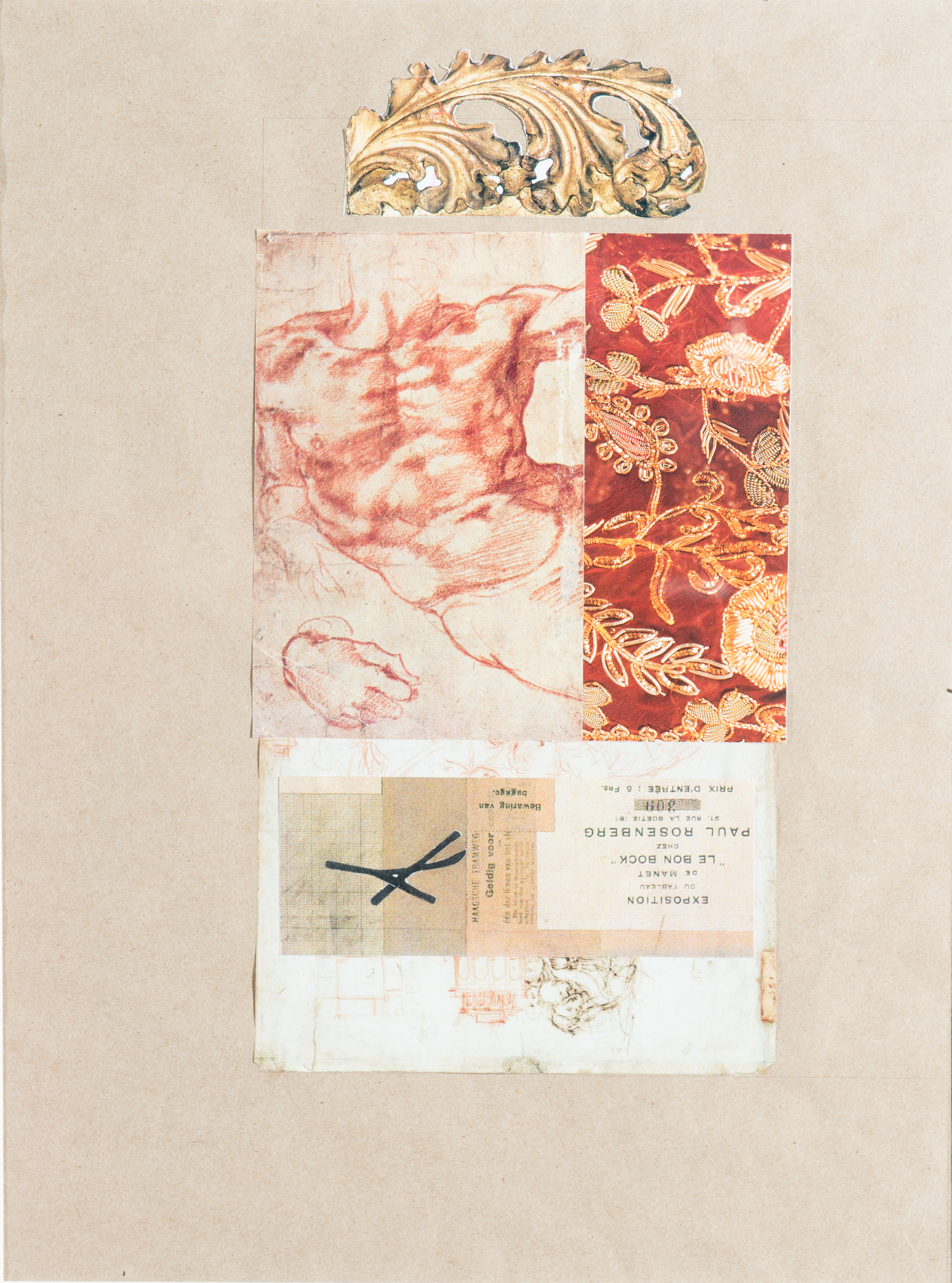 TL-048, Proximity (four letters about love), collage, 19 x 23.jpg