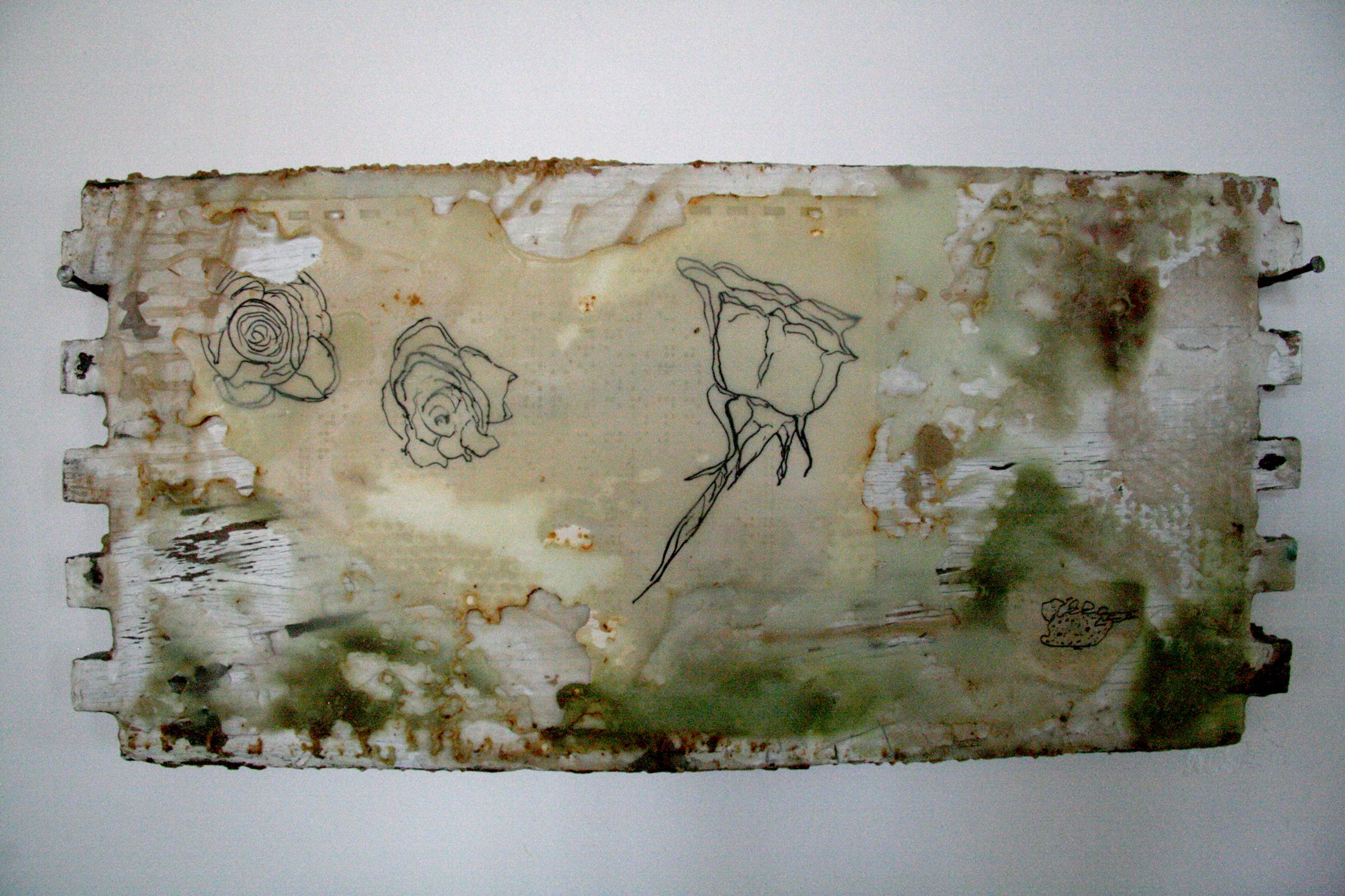 AD-016, Hive Wallpaper #2, $4,500