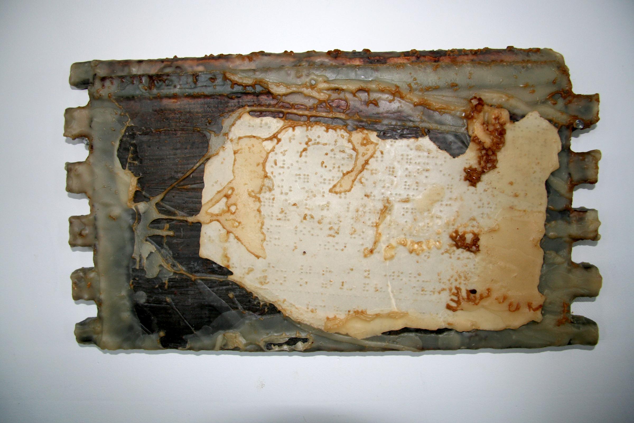 AD-018, Hive Wallpaper #4, $4,500