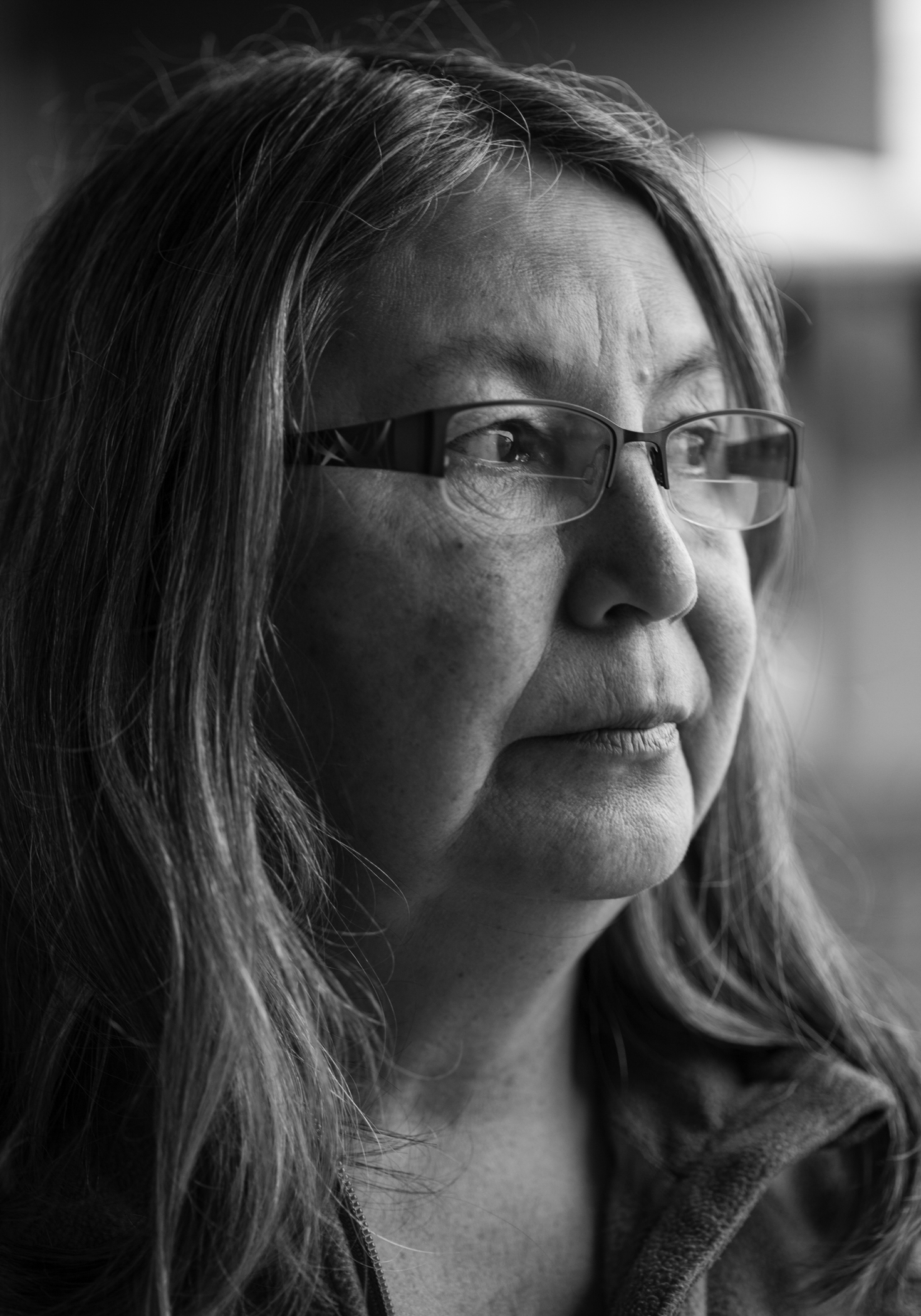 KCA-014 Ki-tah-pah-tumak aski ethinewak [keeper of the land] Shirley, O-Pipon-Na-Piwin Cree Nation, 2016, AP.jpg