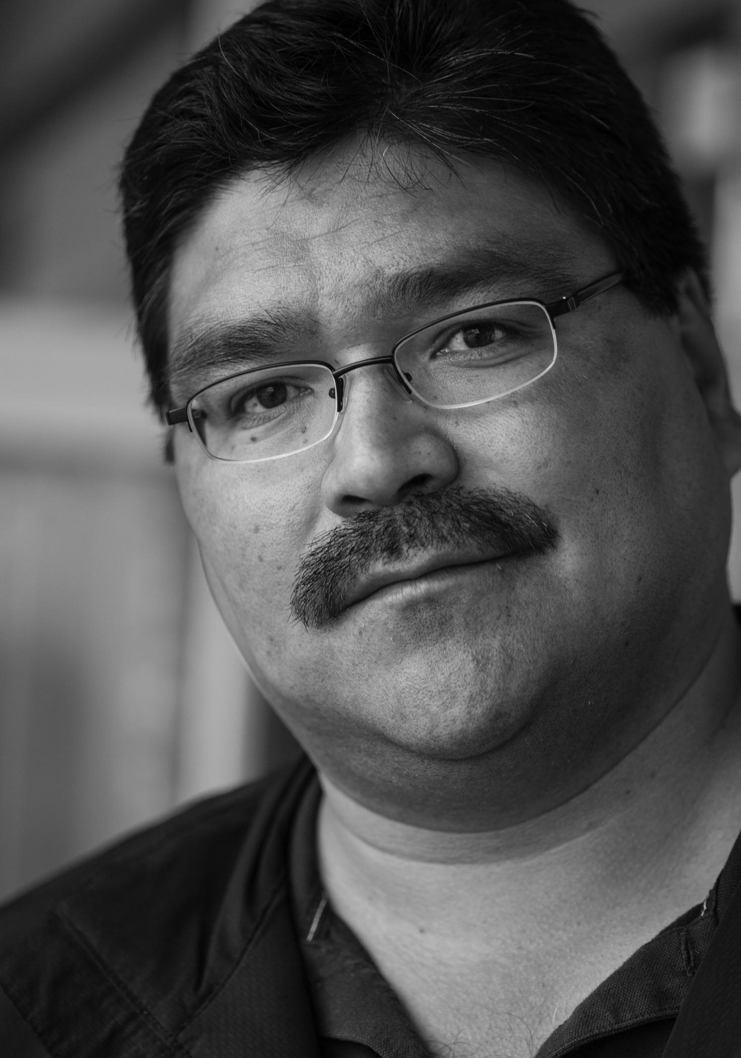 KCA-015 Ki-tah-pah-tumak aski ethinewak [keeper of the land] Leslie, O-Pipon-Na-Piwin Cree Nation, 2016, AP.jpg