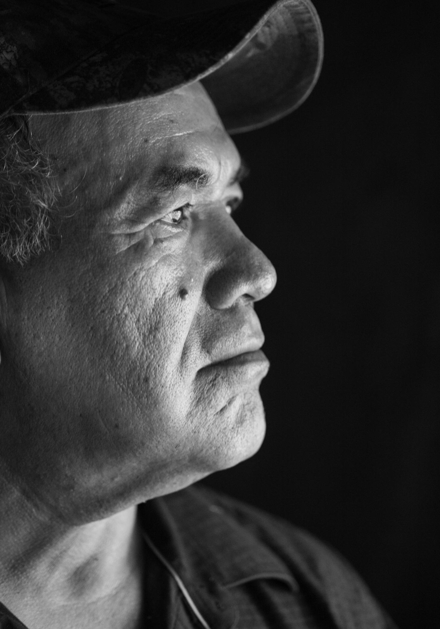 KCA-016 Ki-tah-pah-tumak aski ethinewak [keeper of the land] Gord, Nisichawayasihk Cree Nation, 2016, AP.jpg