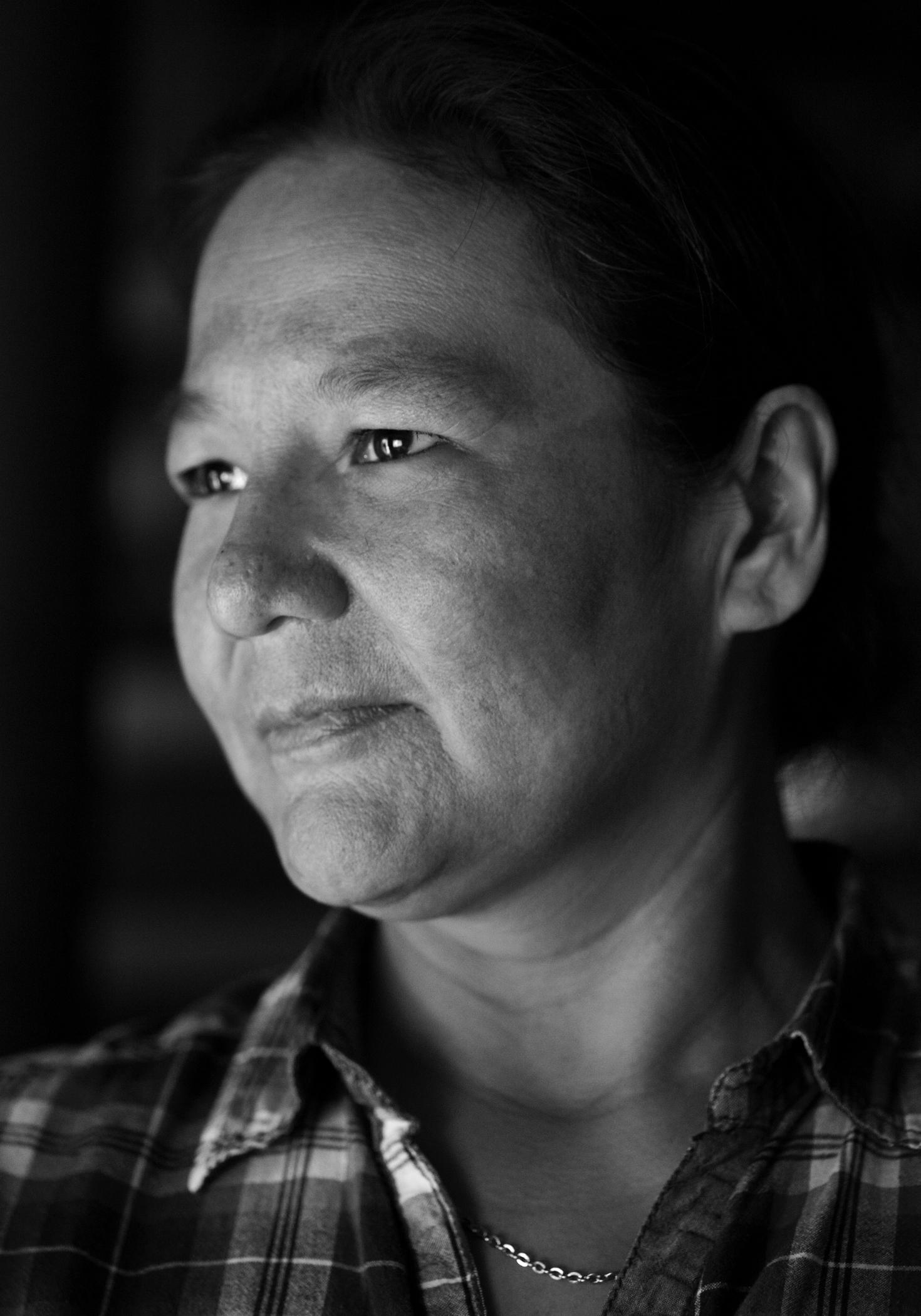KCA-017 Ki-tah-pah-tumak aski ethinewak [keeper of the land] Kathleen, Nisichawayasihk Cree Nation, 2016, AP.jpg