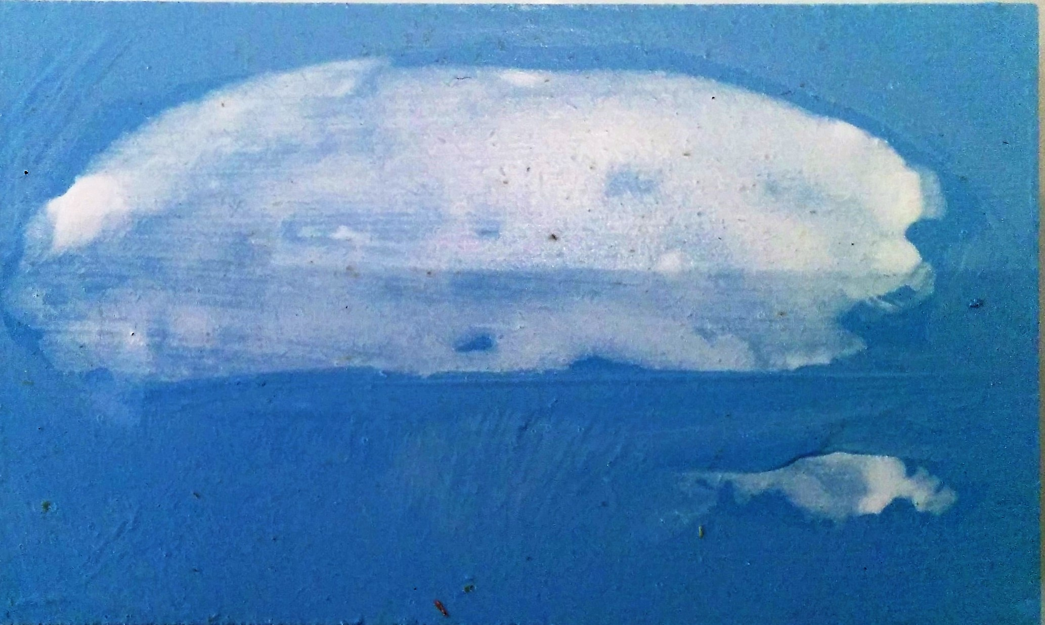 CE-046, Treaty Cloud, 3 x 5