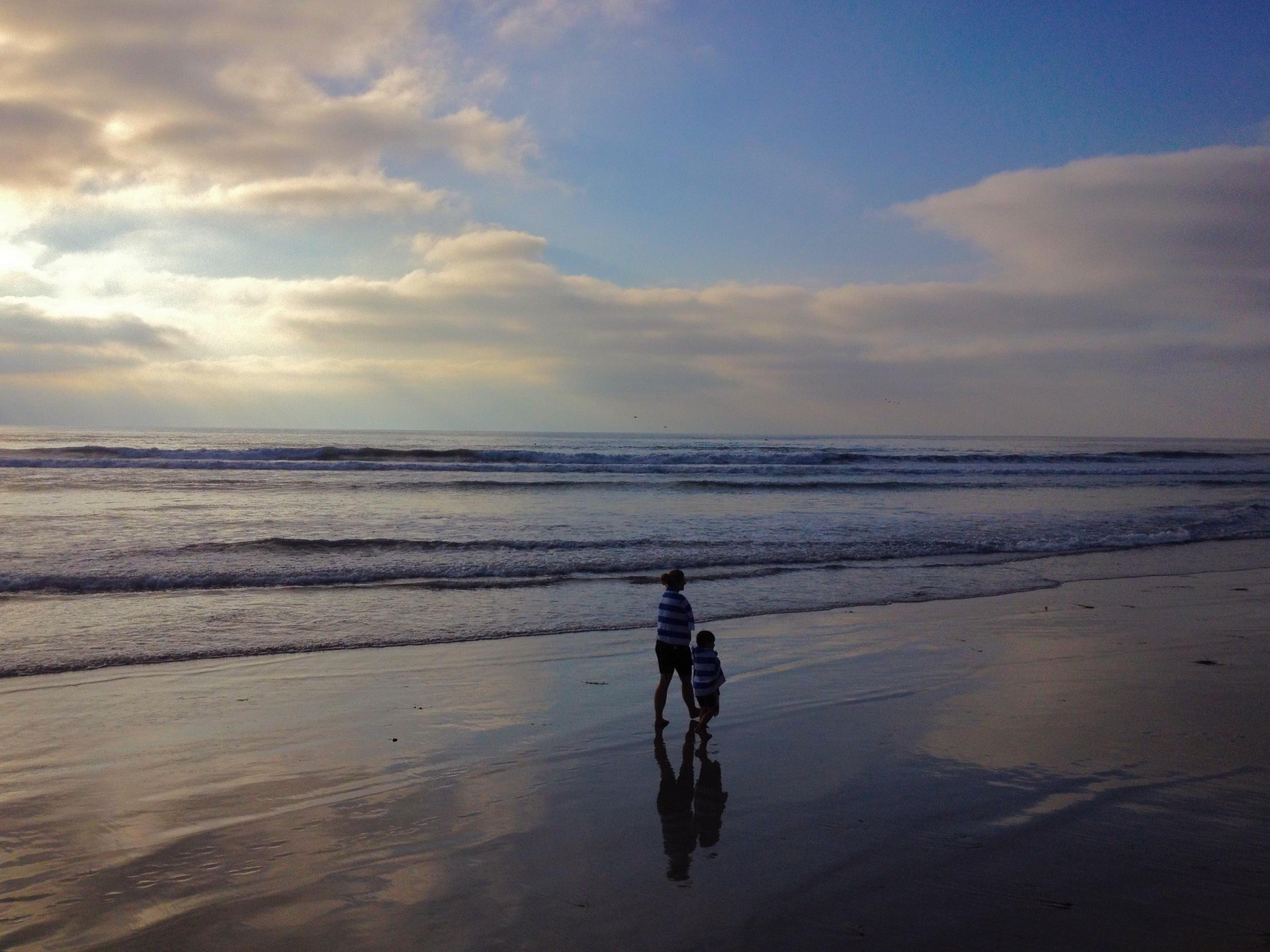 Dog Beach, Del Mar, CA