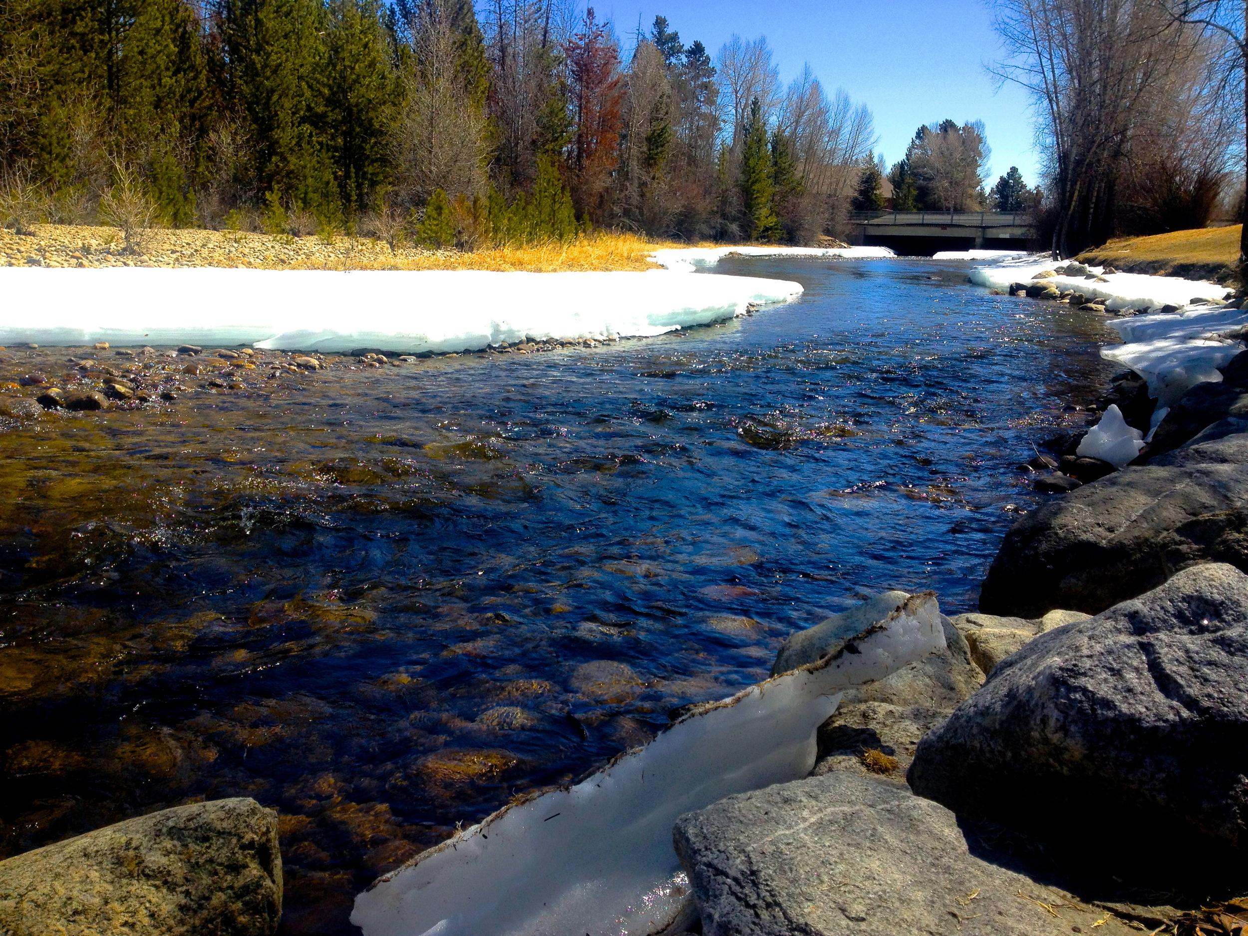 Pine Creek, Pinedale