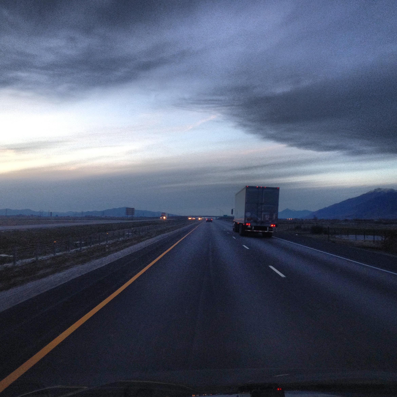 Utah meets Idaho