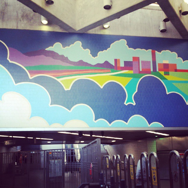 Public art in #Atlanta #midtown
