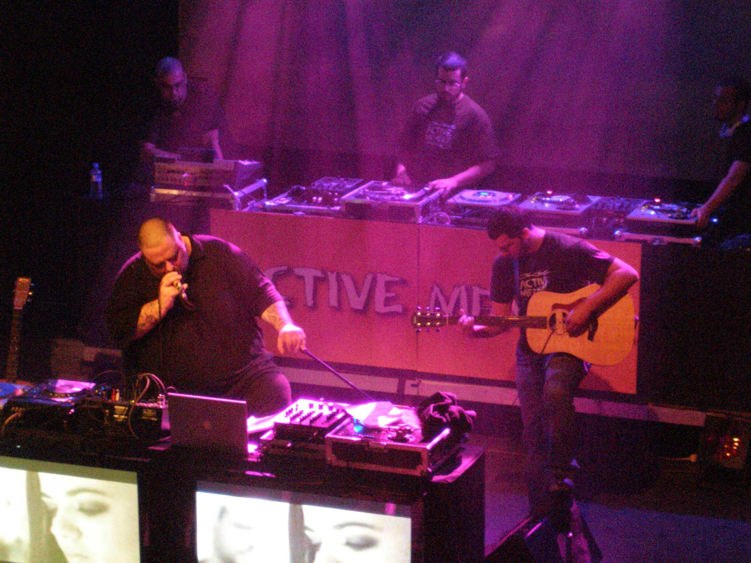 Active Member live - Gagarin, Athens
