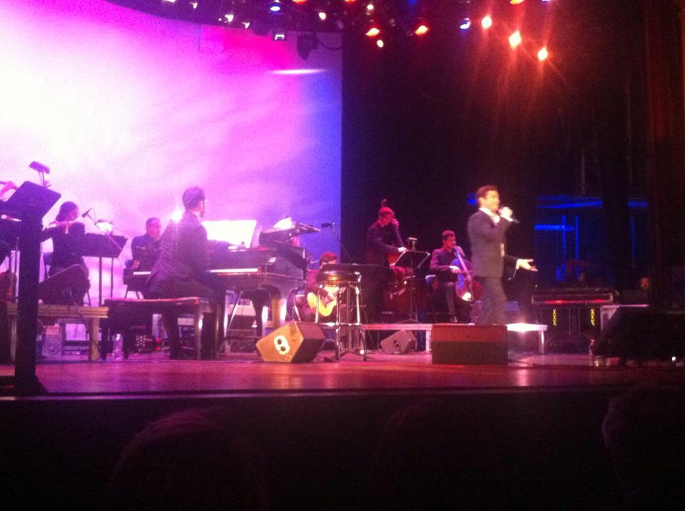 Mario Fragoulis live at the Tribeca - NYC