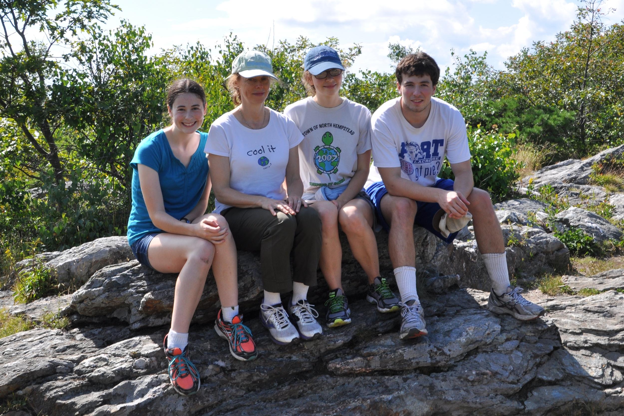 Juliane Littman and Family