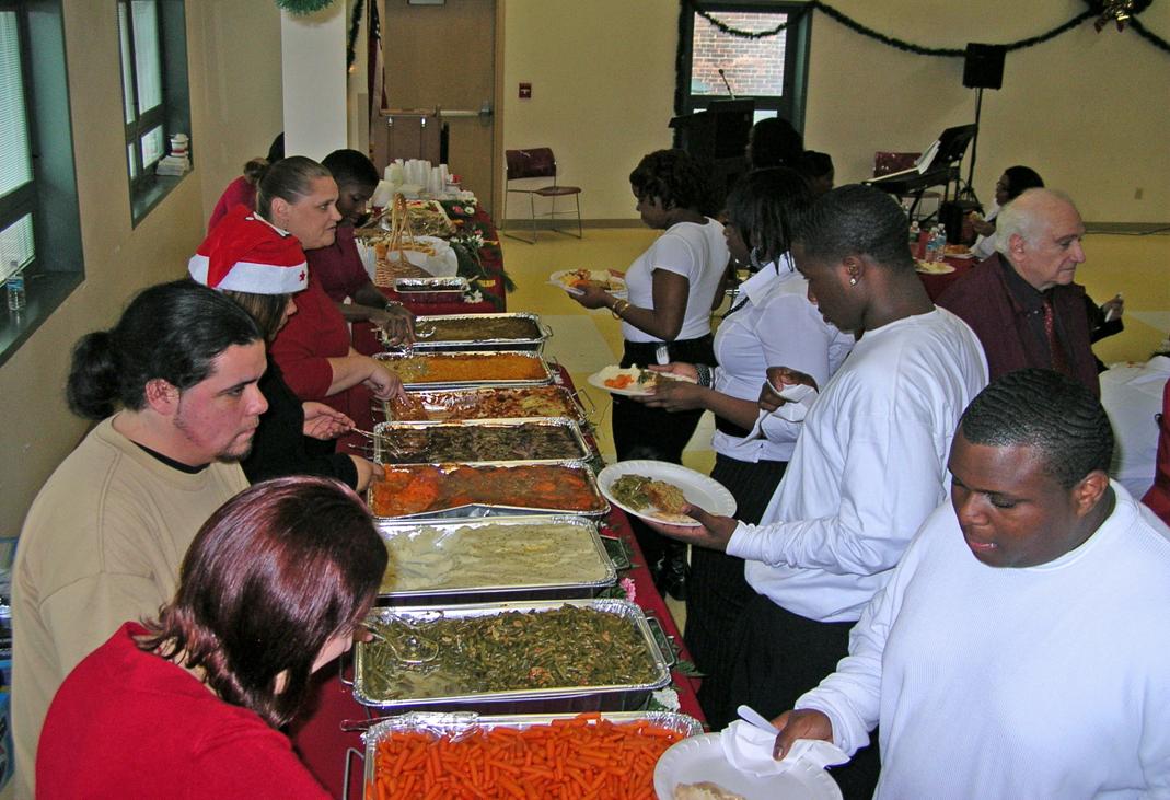 Annual Thanksgiving Feast