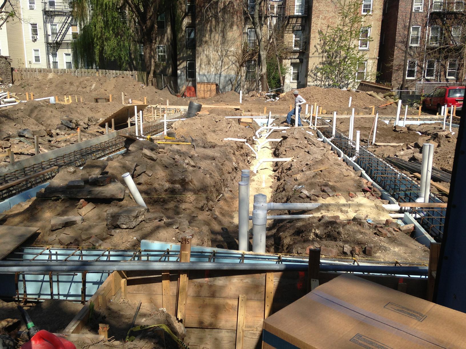 Plumbing Work