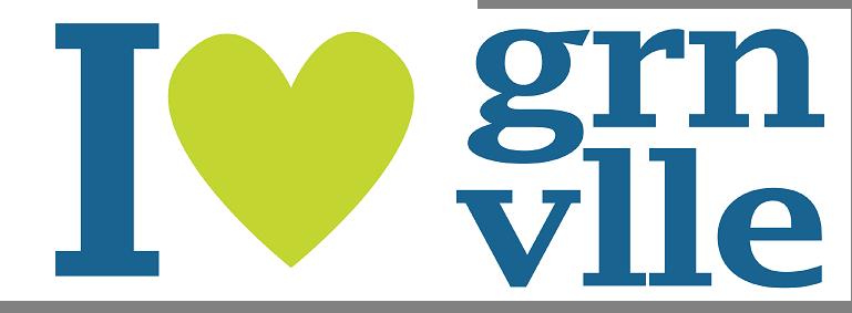 I Love Greenville Logo