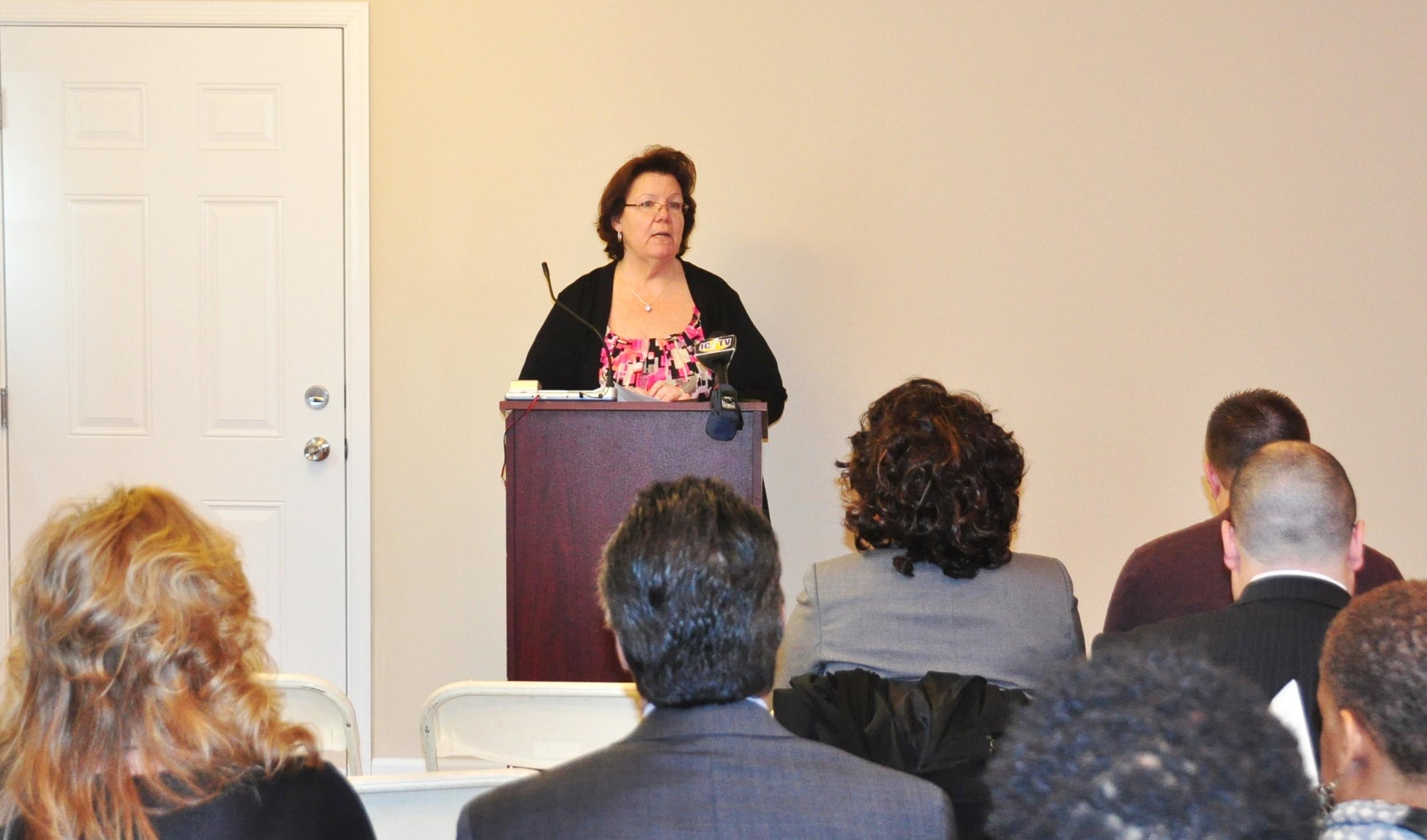 GSECDC  Executive Director,    Carol Mori