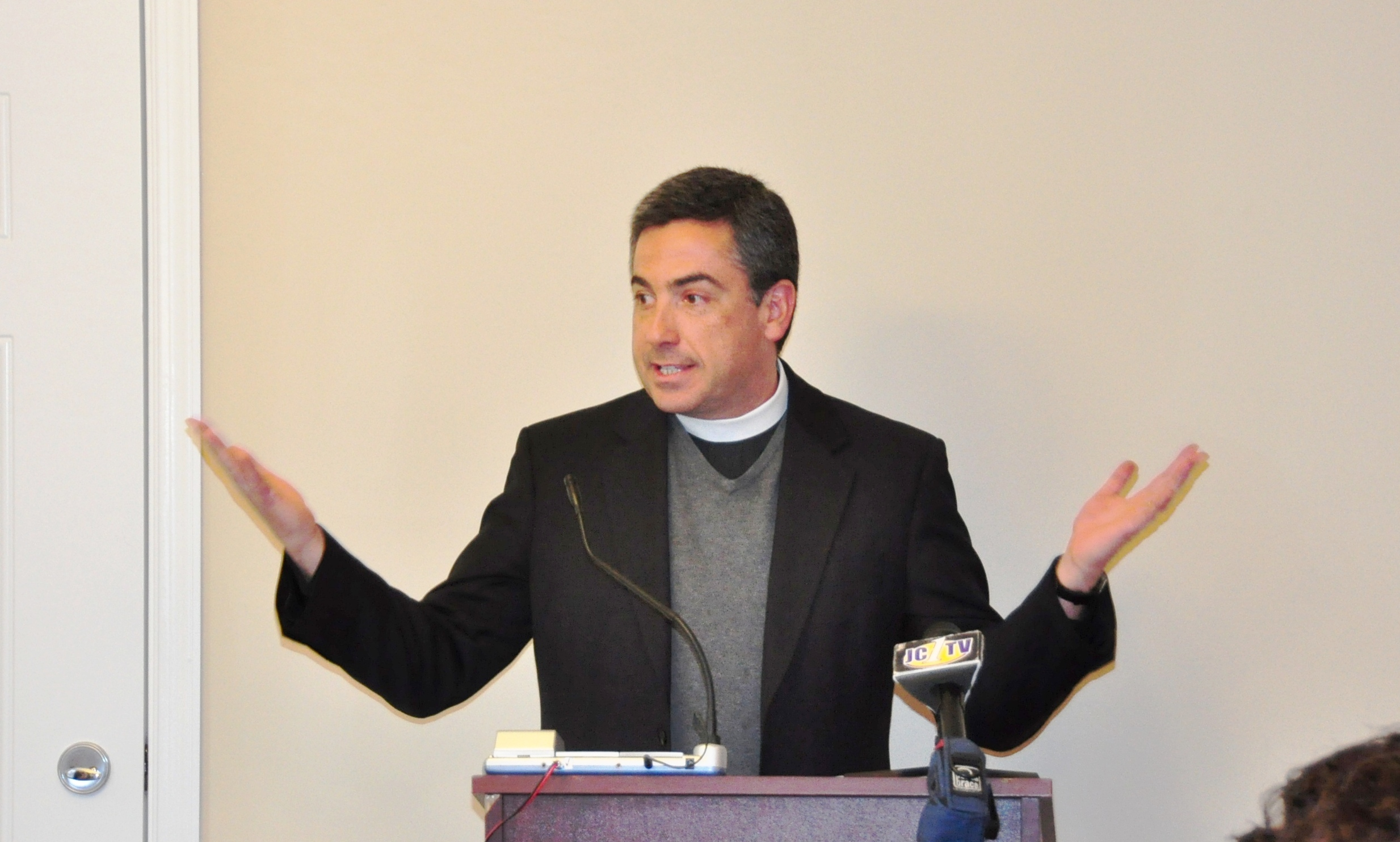 GSECDC Board Member,    Father Tom Murphy