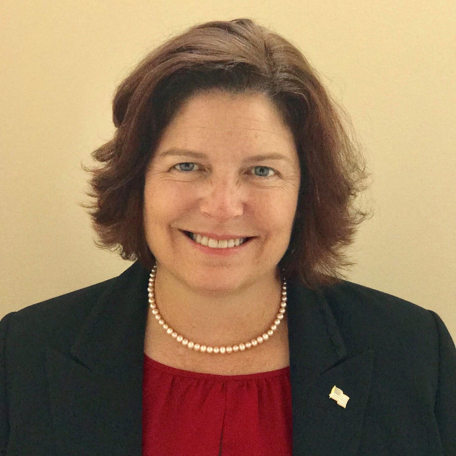 Claire Cuccio, PhD  US Army, COL, Retired Chairman of the Board