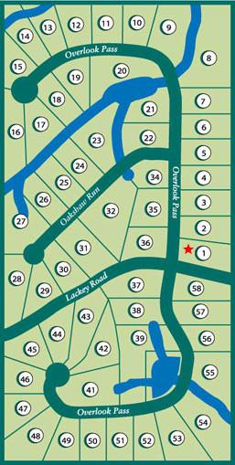 overlook sitemap