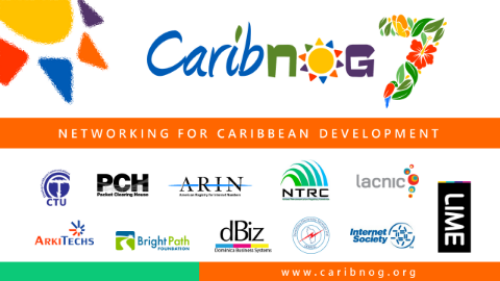 CaribNOG7 Sponsors