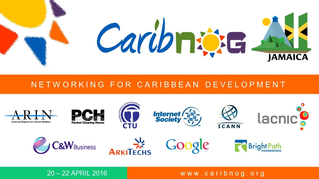 CaribNOG9 Sponsors