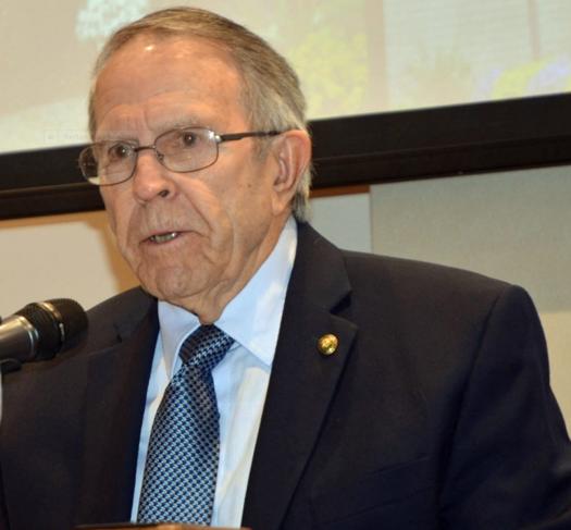 Ralph Sheaffer, council chair