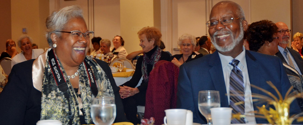 Rev. Dr. Ramonia Lee and Rev. Dr. James Shopshire