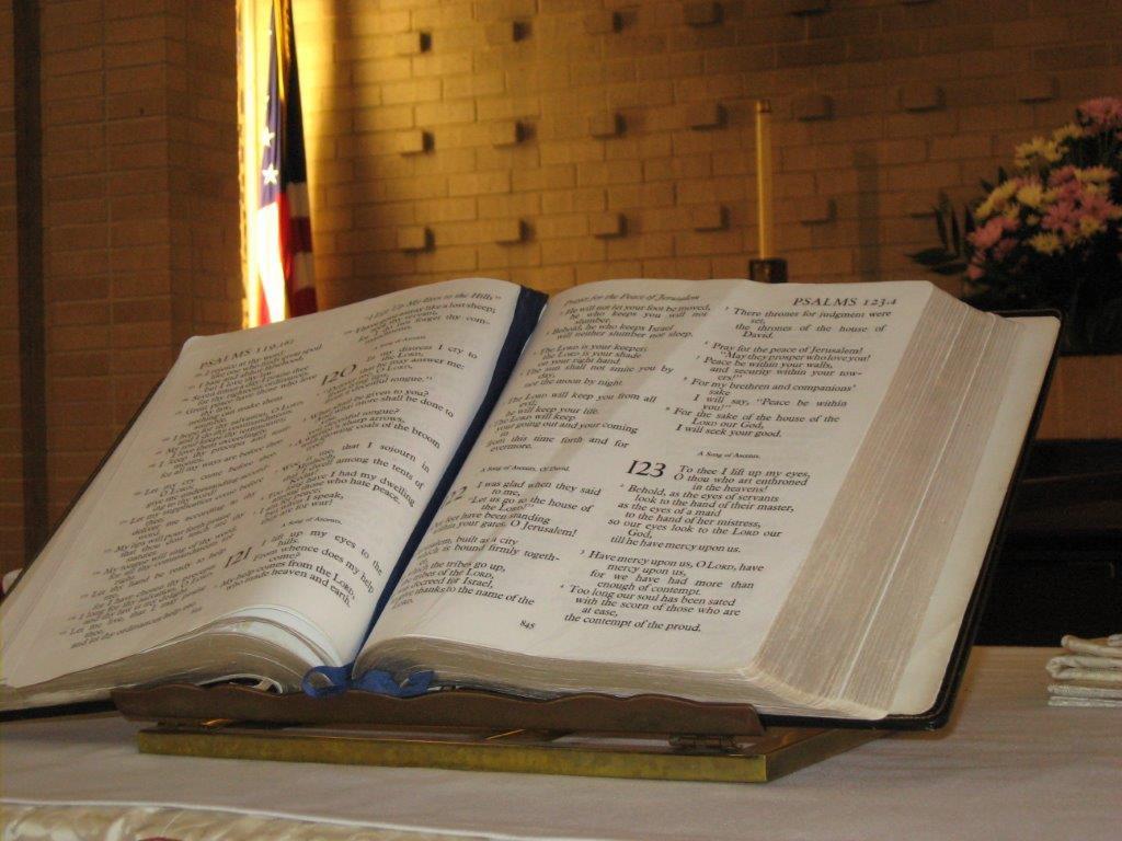 Bible open on altar.jpg