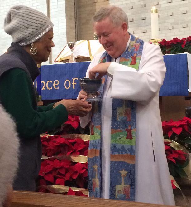 christmas eve communion