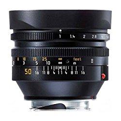 Leica 50mm f/1.0 Noctilux-M Manual Focus Lens