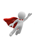 Superhero Sells Sheets