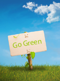 Go Green with Your Written Communication