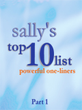 10 Powerful One-Liners to Keep Your Writing Strong (Part One)