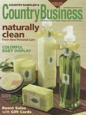 Country Business - September/October 2007
