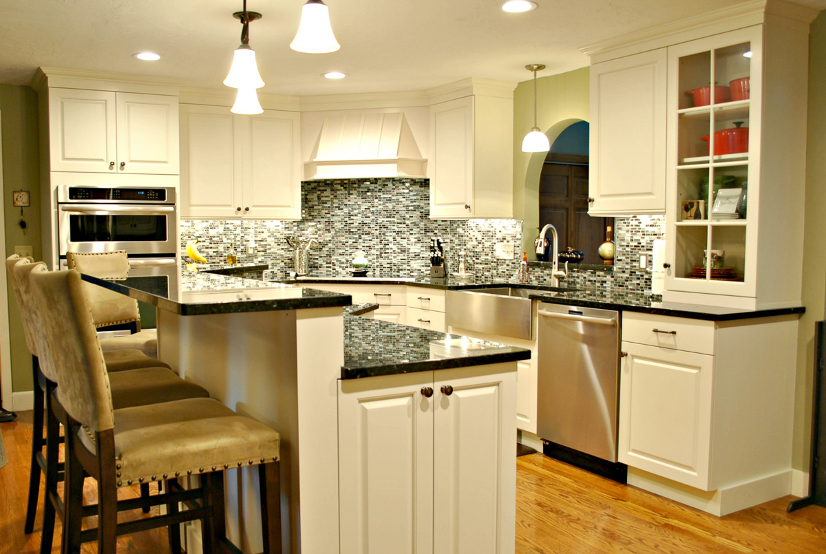 A Basic Leominster Ranch Gets a Kitchen Renovation Worthy of ...