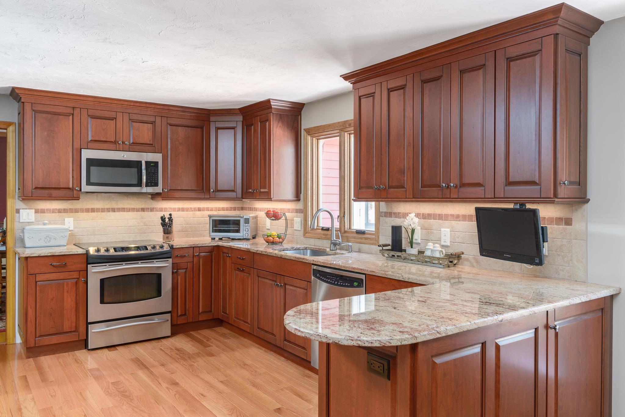 Marlborough Kitchen Associates Massachusetts Kitchen Remodeling