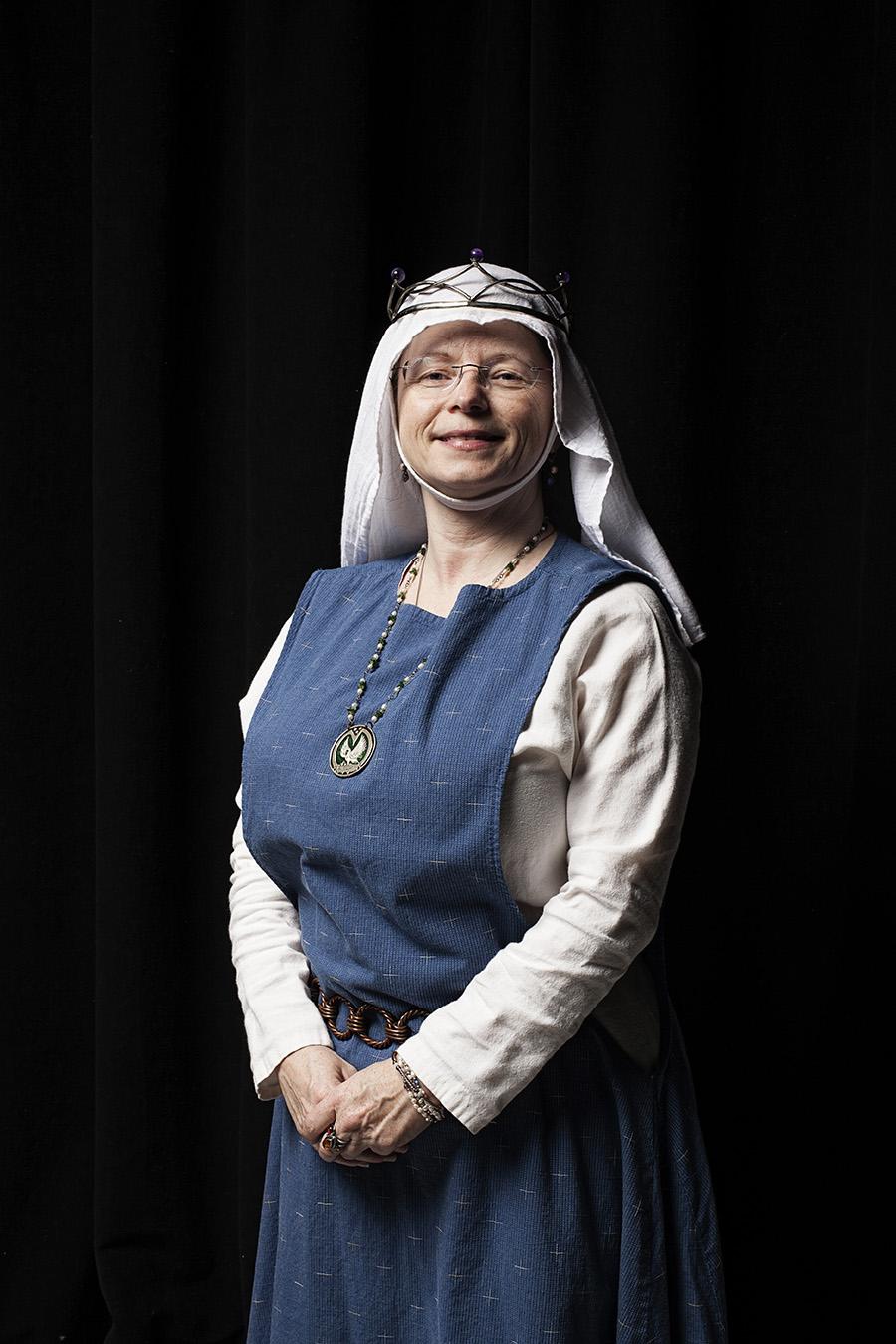 Medieval Portrait | Gulf Coast Society for Creative Anachronism