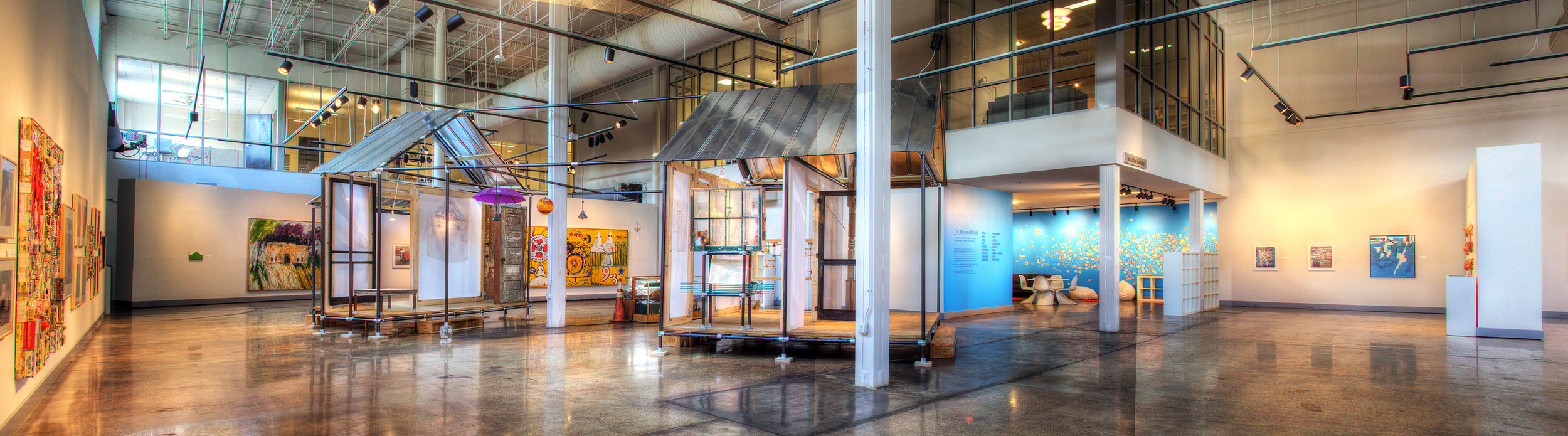 Space 301 | Centre for the Living Arts | Mobile, Alabama