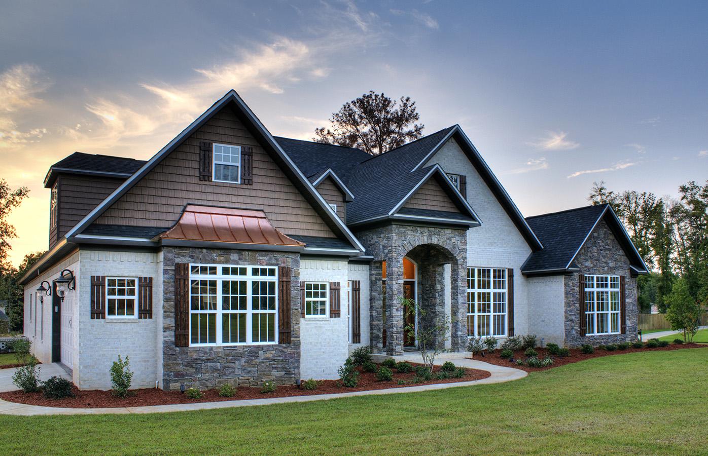 Omega Builders Custom Home - Dothan, Alabama