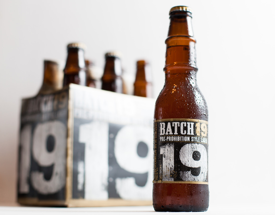 Batch 19 Pre-Prohibition Beer | Todd Douglas Food Photography