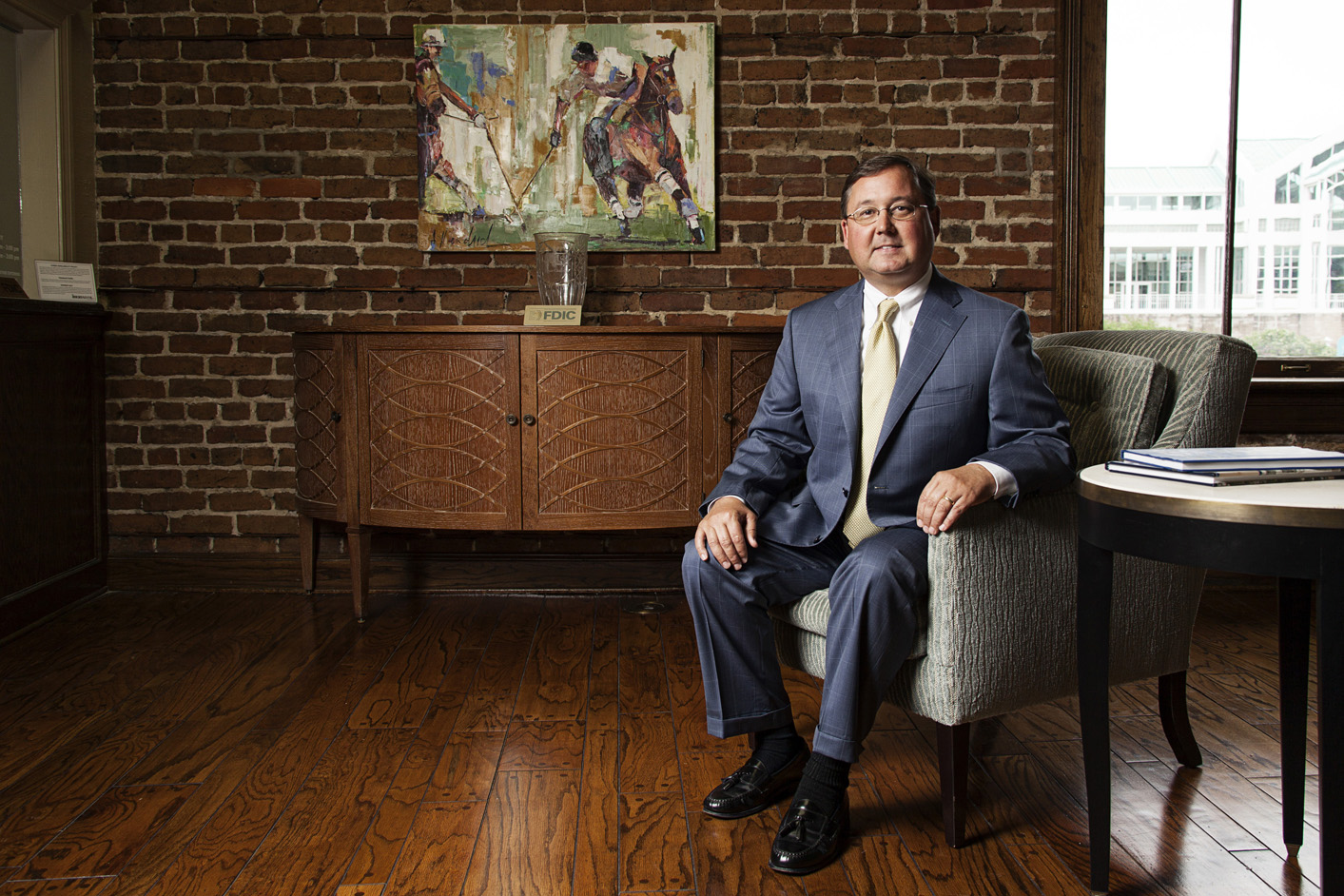 Russ Ford | Iberia Bank | Business Alabama Magazine