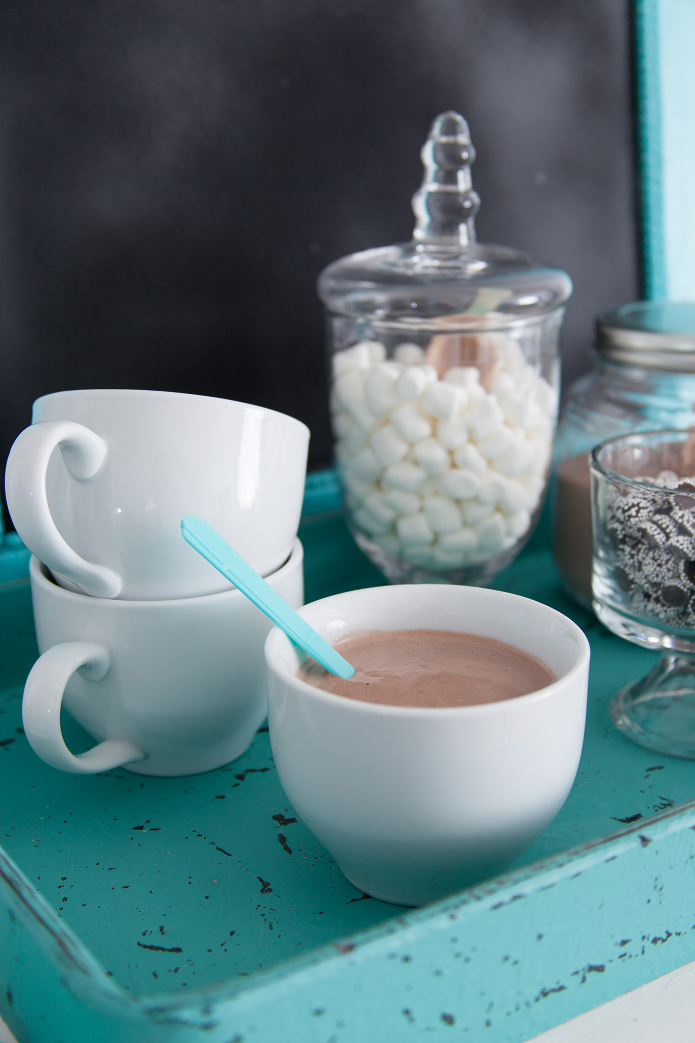 Snow Party Hot Chocolate
