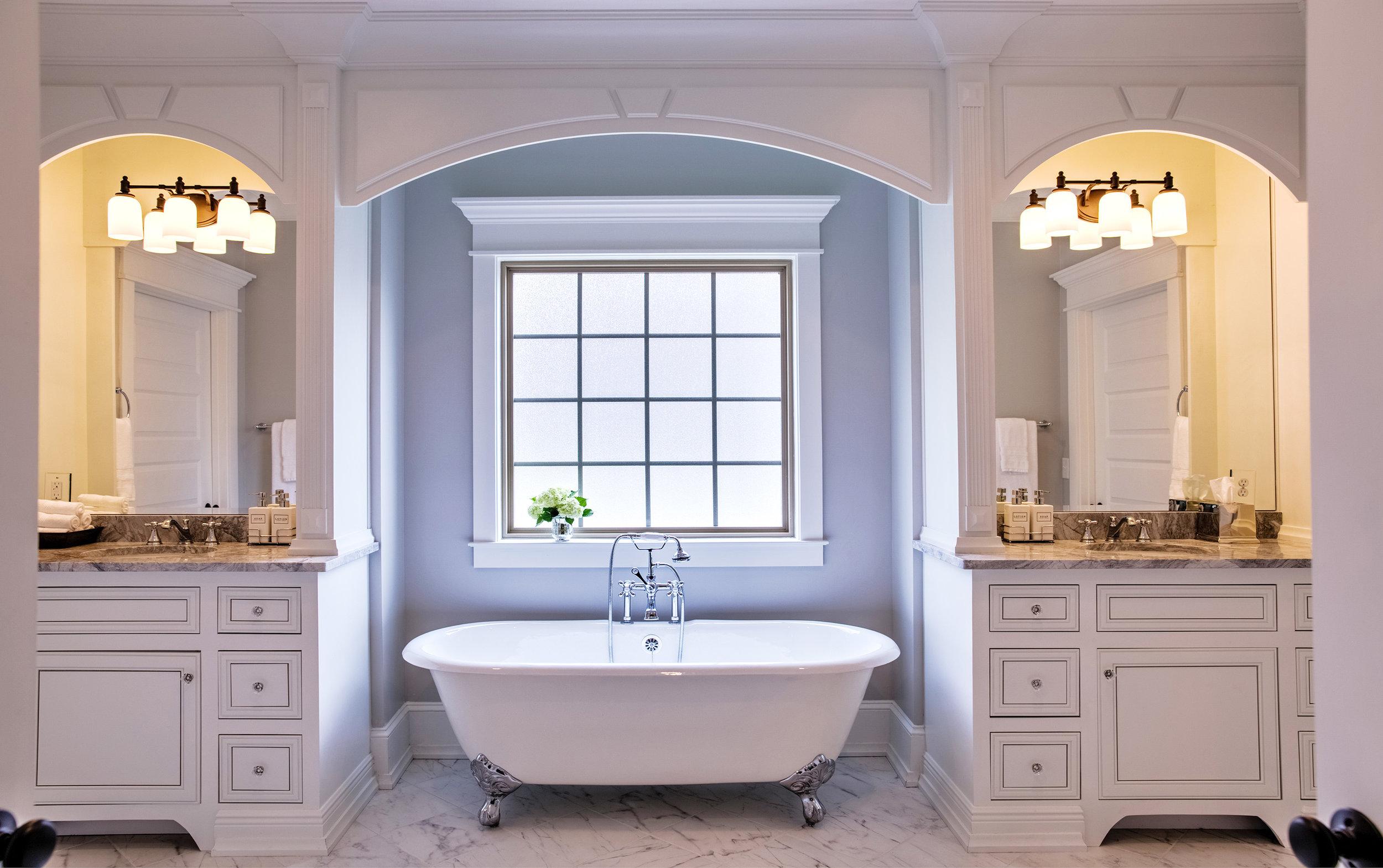 Omega Builders - Custom Bathroom - Dothan, Alabama