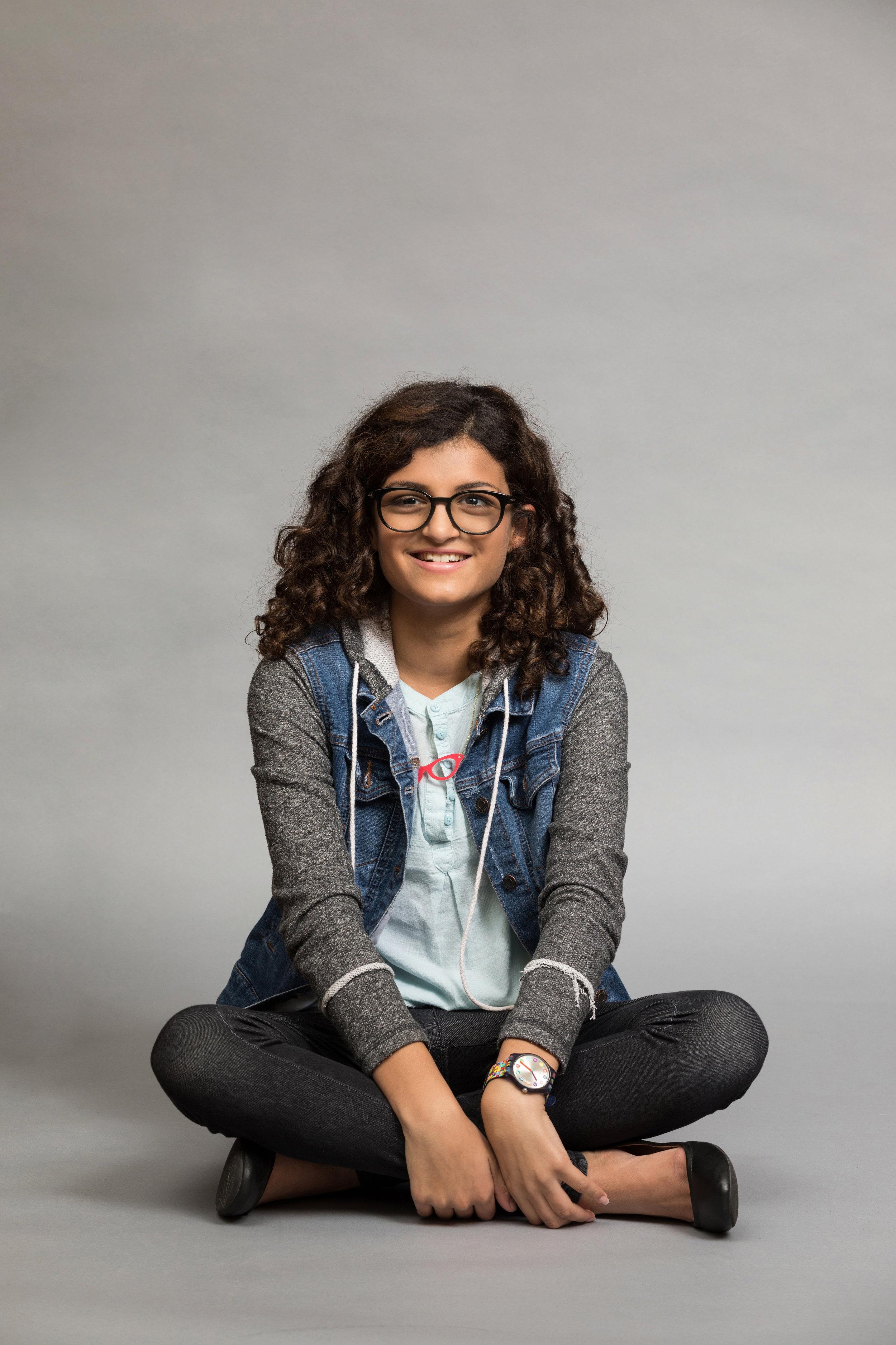 Paloma Rambana for Oprah Magazine's 2018 Health Heroes