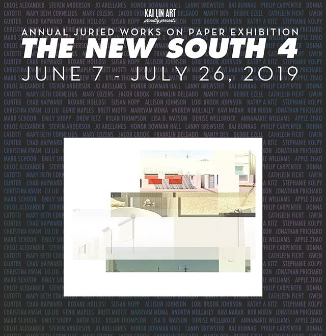 Very excited to be #exhibiting @kailinart  Opening reception June 6th . . . #digitalart #collage #appropriation #landscape #glitch #socialmedia #place